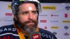 Video «Holden: «Wir verdienten es, im Final zu stehen» (engl.)» abspielen