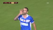 Video «Fussball: Europa League, Limassol-FCZ» abspielen