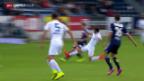 Video «Fussball: SL, 6. Runde, Luzern-Zürich» abspielen