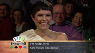 Video «Gespräch mit Francine Jordi» abspielen