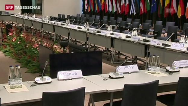 Video «EU-Ostgipfel (Tagesschau 28.11.13)» abspielen