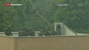 Video «Schweizer Elitesoldaten nach Ruag-Leak gefährdet» abspielen