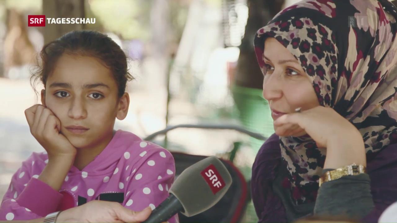 Prekäre Lage für Flüchtlinge in Griechenland