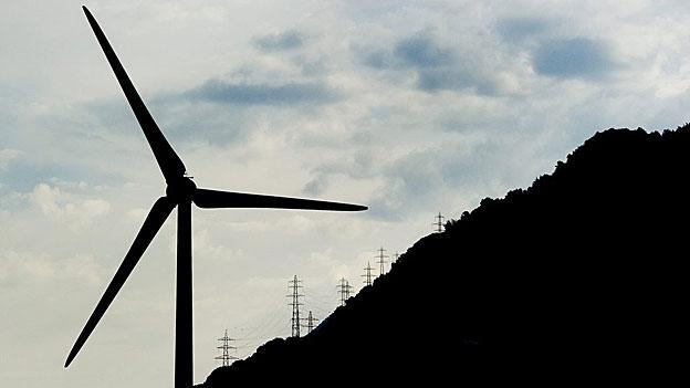 Niemand ist zufrieden mit den Windpark-Plänen im Aargau (Maurice Velati, 06.12.2012)