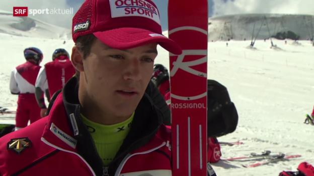 Video «Ski: 2. Teil Zermatt, Rookies im Fokus» abspielen