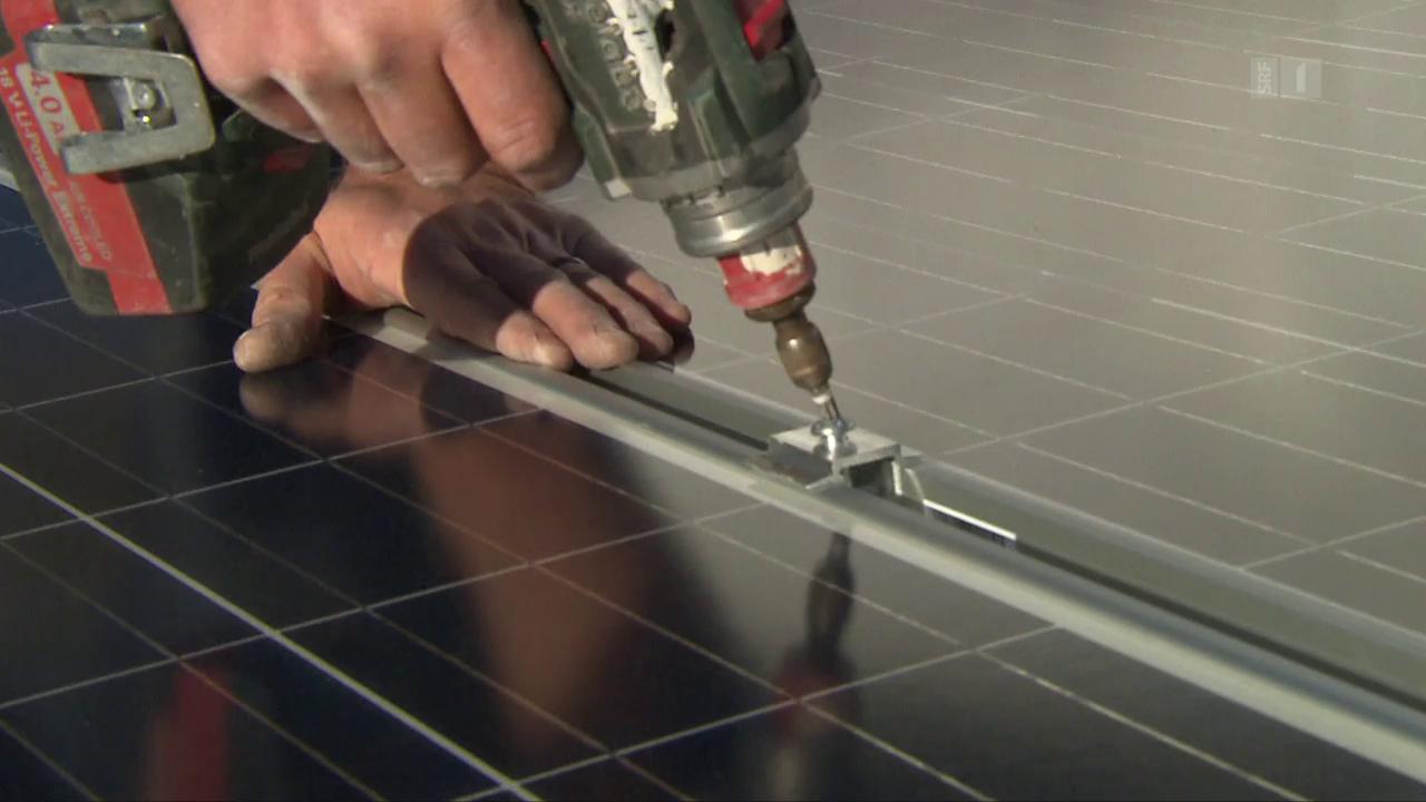 Winsun: Photovoltaik aus dem Wallis