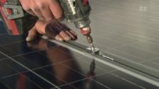 Video «Winsun: Photovoltaik aus dem Wallis» abspielen
