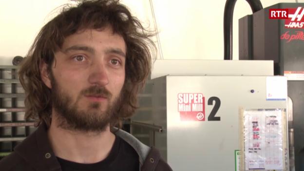 Laschar ir video «Sergio Tschenett, Müstair»
