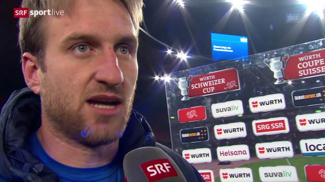 Fussball: Interview mit David da Costa («sportlive»)