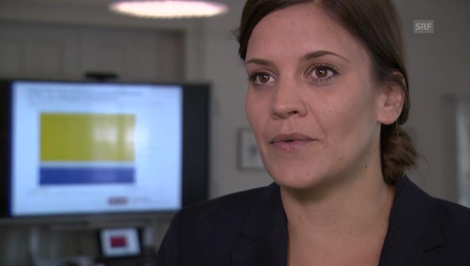 Martina Imfeld: «Entscheid aus dem Bauch heraus»