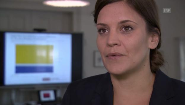 Video «Martina Imfeld: «Entscheid aus dem Bauch heraus»» abspielen