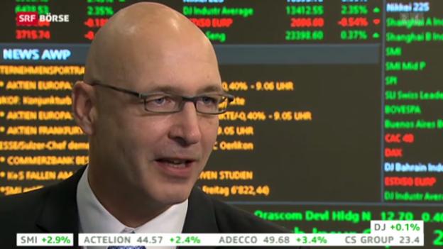 Video «SRF Börse vom 03.01.2013» abspielen