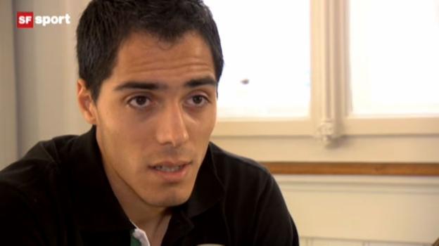 Video «Topskorer Oscar Scarione» abspielen