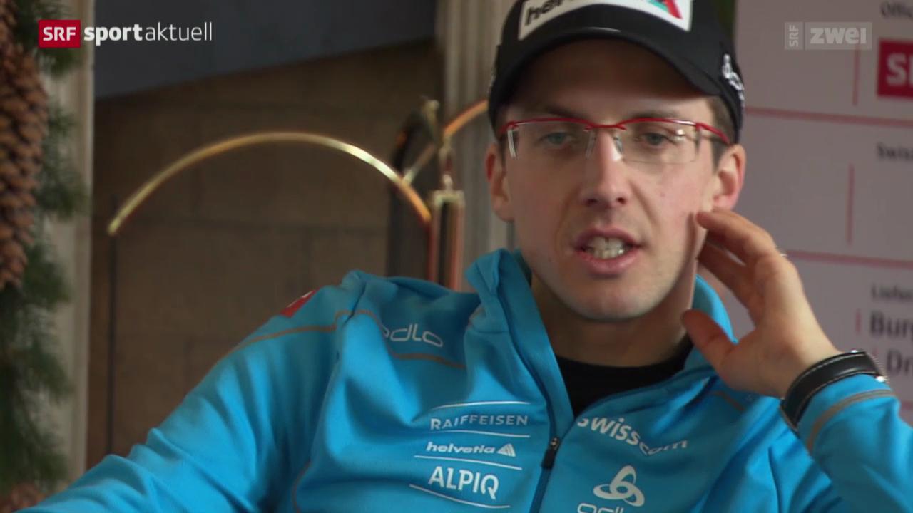 Skispringen: Ammann am Ruhetag der Tournee
