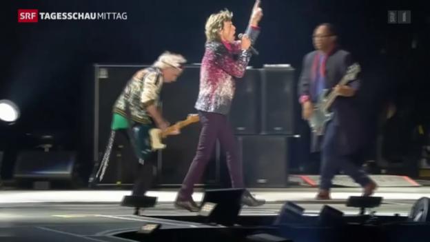 Video «Rolling Stones rocken Kuba» abspielen