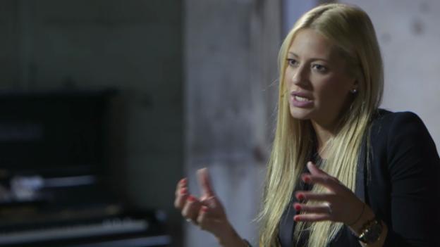 Video «Christa Rigozzi: Politisch interessiert.» abspielen