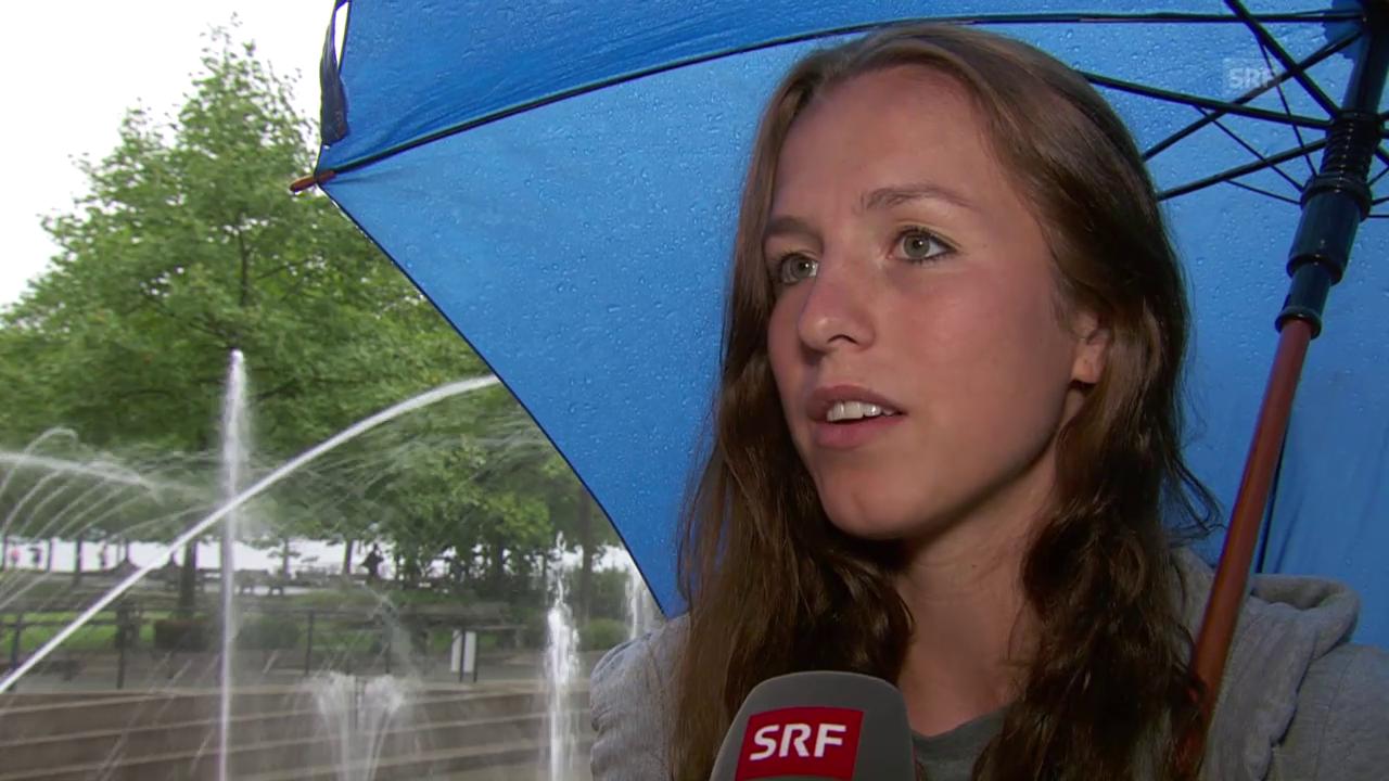 Fussball: Frauen-WM, Wälti zu Leistung in Vorrunde