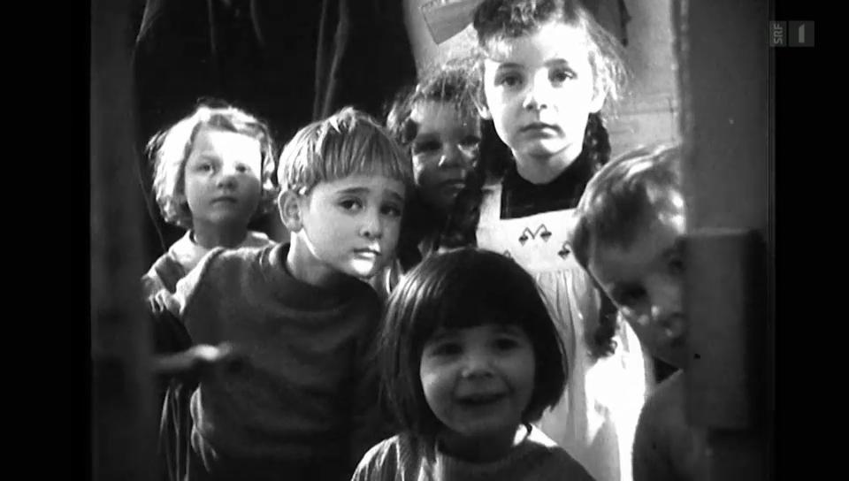 Schweizer Kinderkrippen – ein Blick zurück