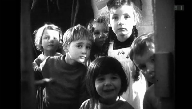 Video «Schweizer Kinderkrippen – ein Blick zurück» abspielen