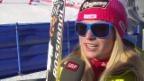 Video «Interview mit Lara Gut («sportlive»)» abspielen