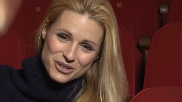 Video «Michelle Hunziker über das Geheimnis ihres Erfolgs» abspielen