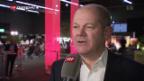 Video «Olaf Scholz zu Gast bei der SP» abspielen