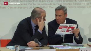 Video «SVP kämpft für Initiative» abspielen