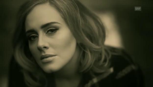Video «Adele–«Hello»» abspielen