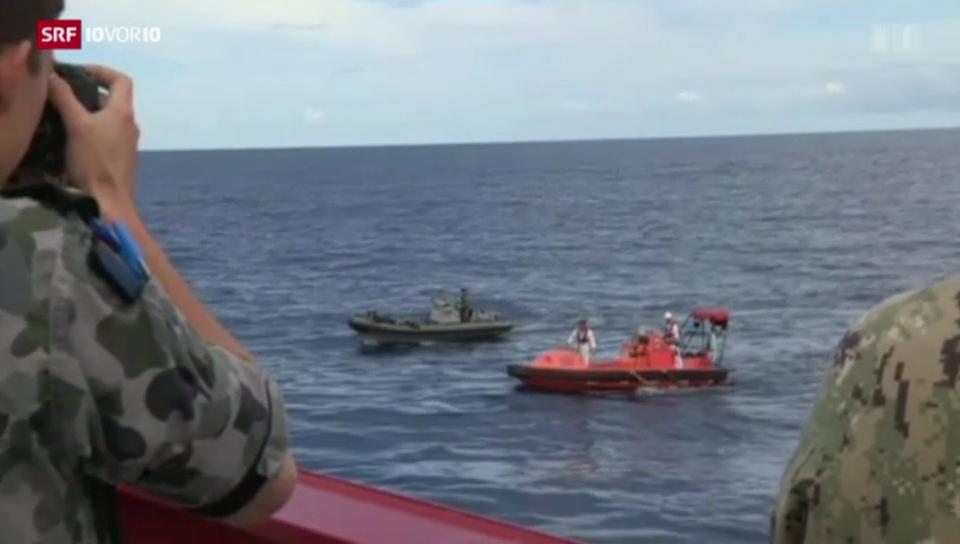 Das Mysterium um Flug MH370