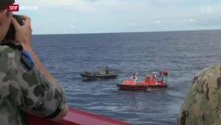 Video «Das Mysterium um Flug MH370» abspielen