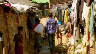 Video «Schnelle Rückkehr der Rohingya unwahrscheinlich» abspielen