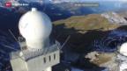 Video «Neuer Wetterradar in Betrieb» abspielen