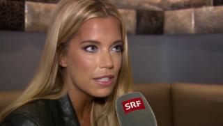 Video «Sylvie Meis: Mit neuem Freund in Zürich» abspielen