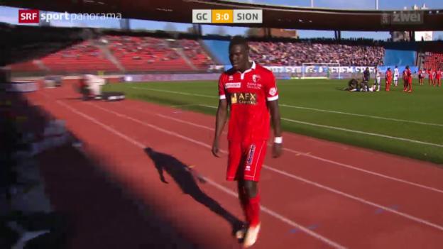 Video «Das Foul von Birama Ndoye» abspielen