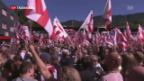 Video «Moutier wechselt zum Kanton Jura» abspielen