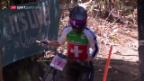 Video «Kein Schweizer Tag im WM-Downhillrennen» abspielen