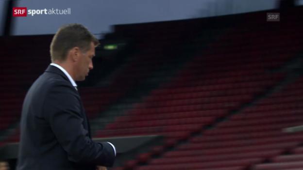 Video «GC unterliegt Lille 0:2» abspielen