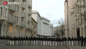 Video «Keine Ruhe in Kiew» abspielen