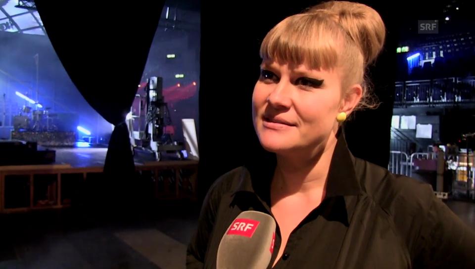 Nicole Bernegger über ihre SwissAward-Favoriten