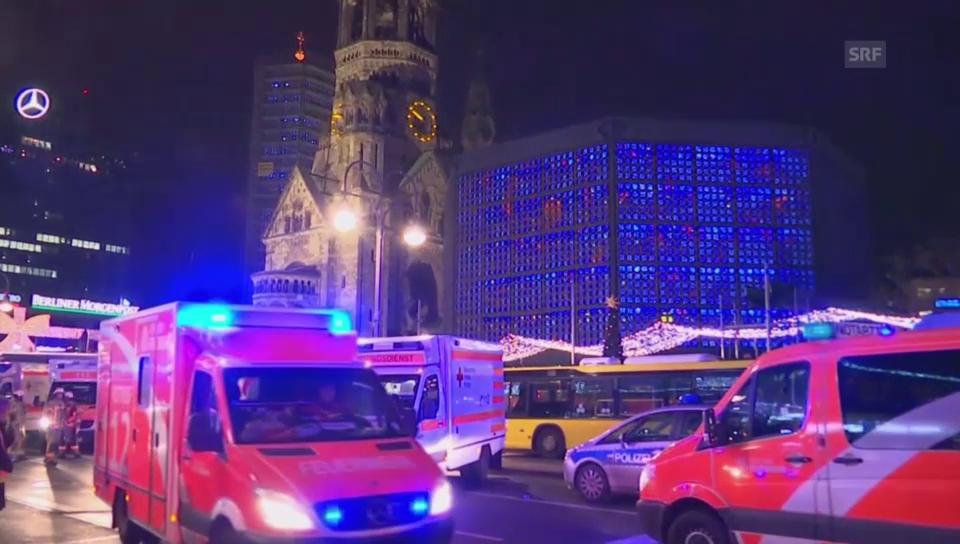 Zusammenfassung der Ereignisse in Berlin