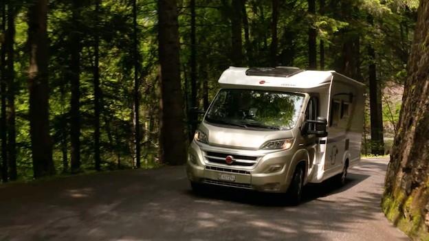 Video «Ferien-Special: Der ultimative Camper-Test» abspielen