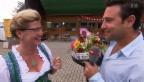 Video ««glanz & gloria feiert mit» bei einer bäuerlichen Geburiparty» abspielen