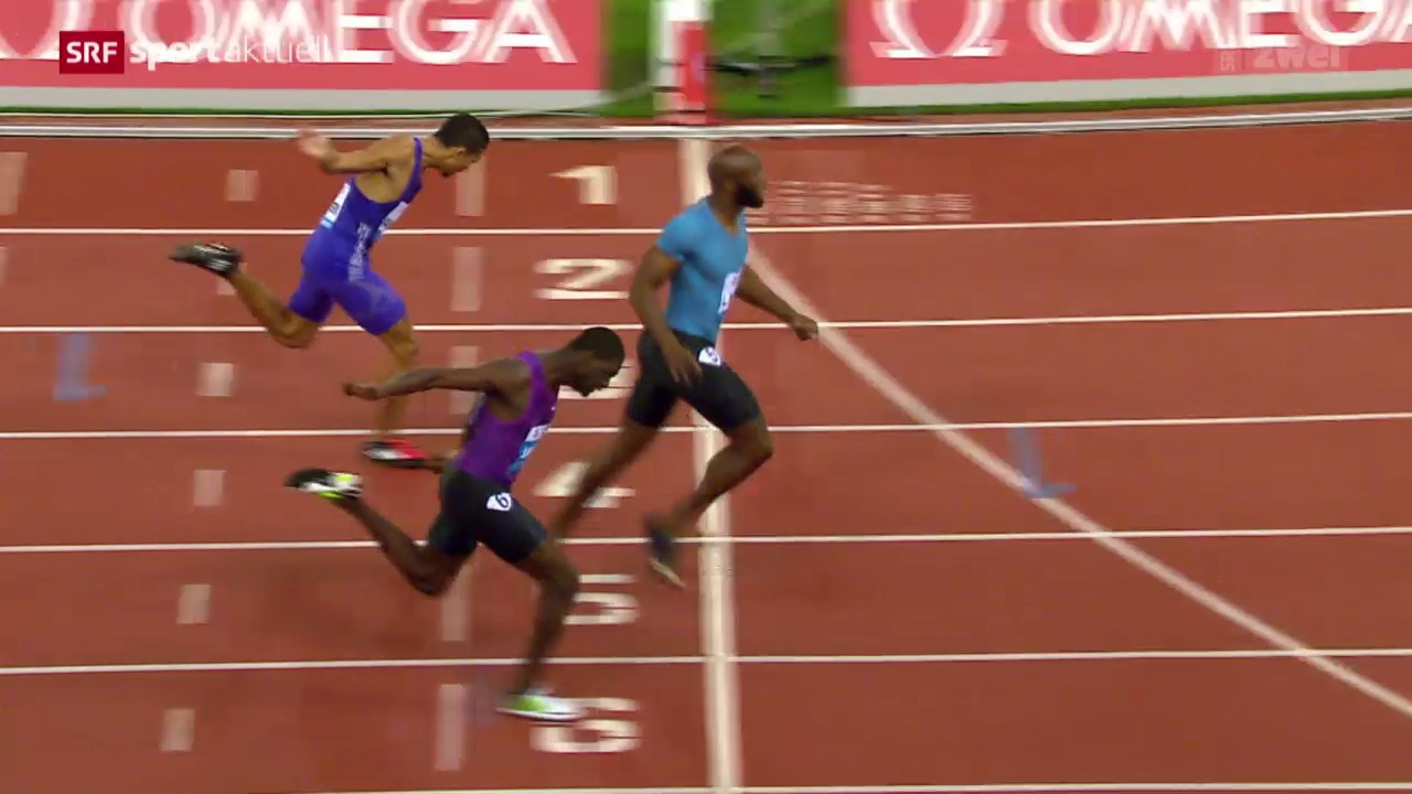 Leichtathletik: Weltklasse Zürich, internationale Highlights