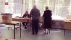 Video «Namenswahl in Mazedonien: Tiefe Wahlbeteiligung» abspielen