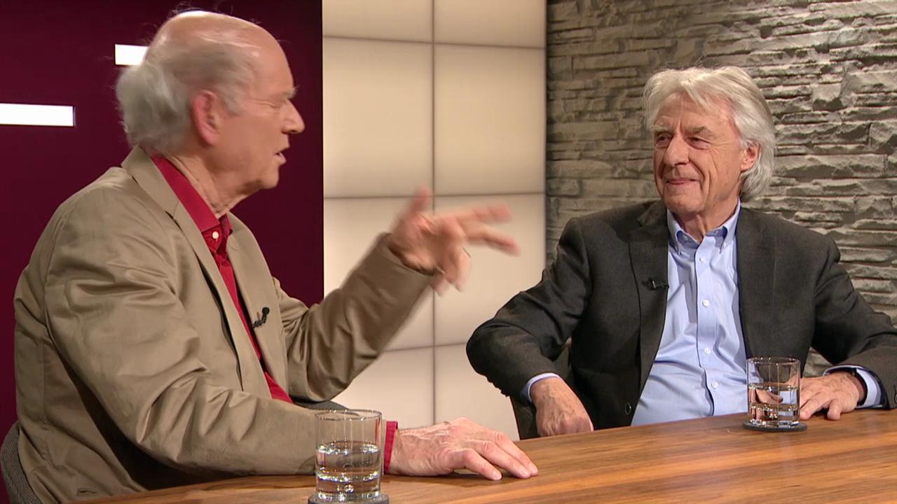 Franz Hohler und Emil Steinberger – keine alten Nummern