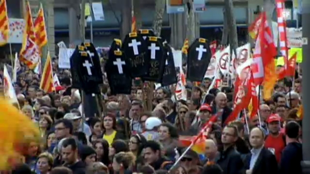 Video «Spanien im Krisenstrudel» abspielen