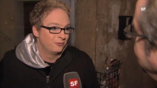 Video ««Kassensturz»-Interview mit Wahrsager Flathan (René Hürter) in Budapest» abspielen