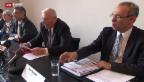Video «Luzerner Polizeikommandant Beat Hensler tritt zurück» abspielen