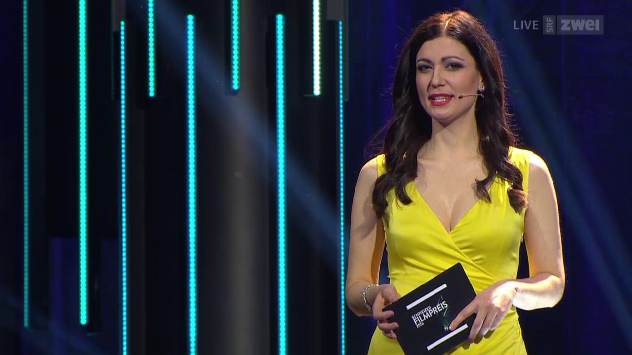 Der Schweizer Filmpreis 2016