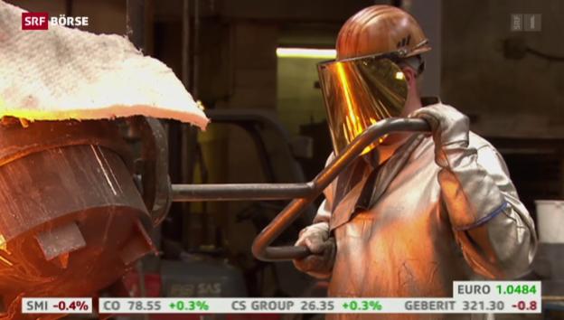Video «SRF Börse vom 25.06.2015» abspielen
